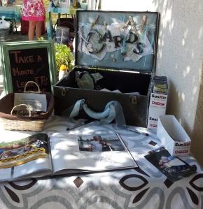 09 16 2012 Card Box & Guest Book designed by Kerri Anne