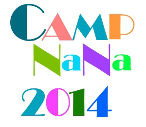 CAMP NANA 2014