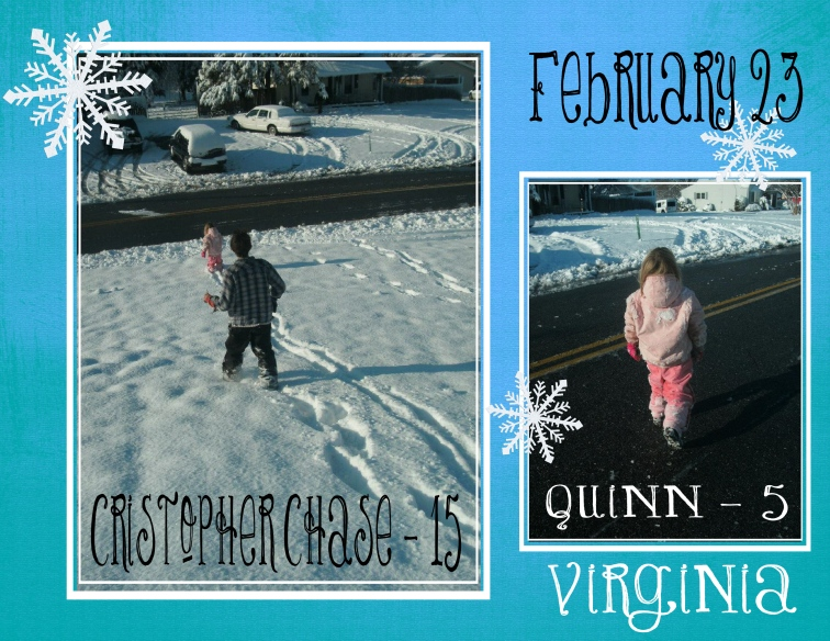 02 23 2012 Chase and Quinn