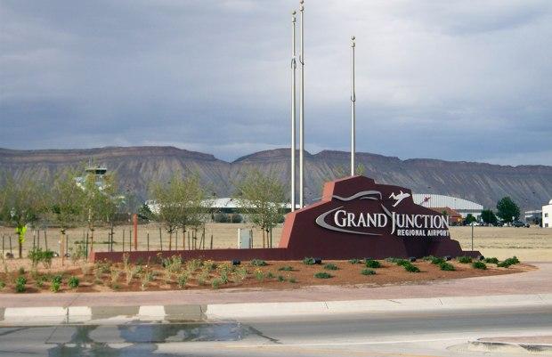 GJ Regional Airport